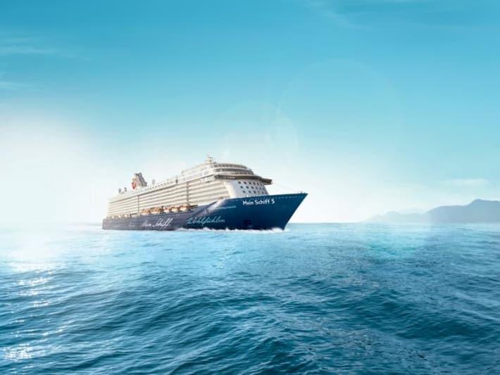 Mein Schiff 5 Kreuzfahrten Schiffsbewertungen Und Deckplan