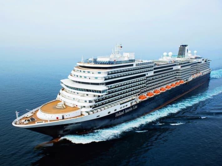 Ms Koningsdam Cruiseschip Cruisewinkel