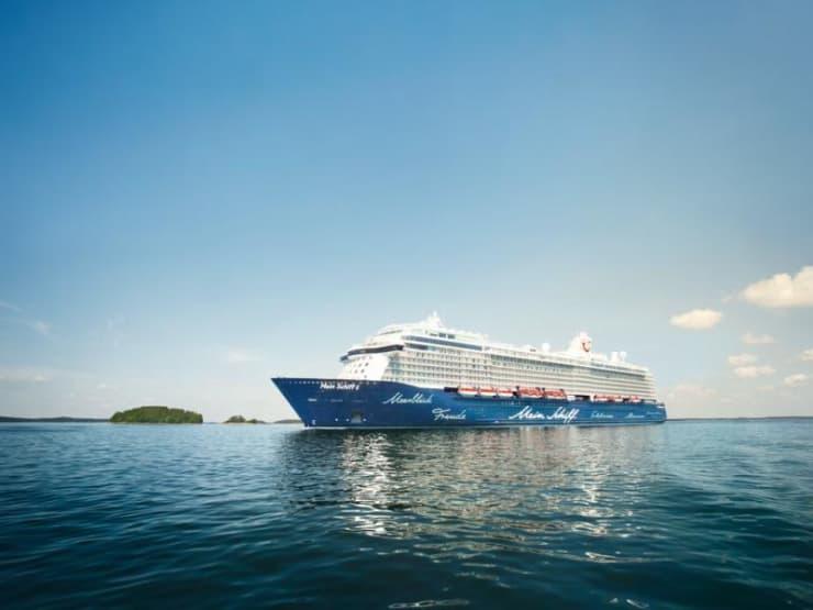 Kreuzfahrtschiff Dating-App