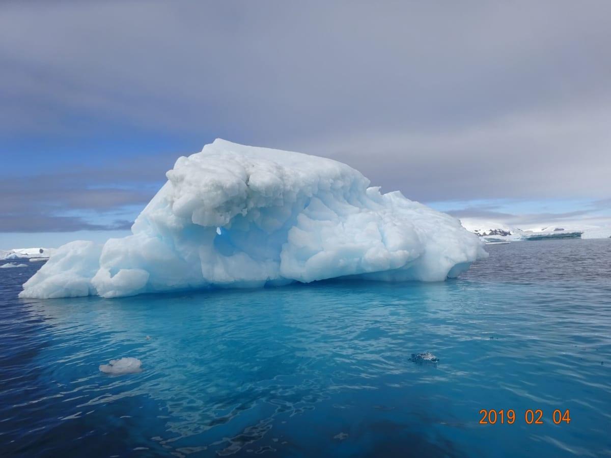 美しい氷山