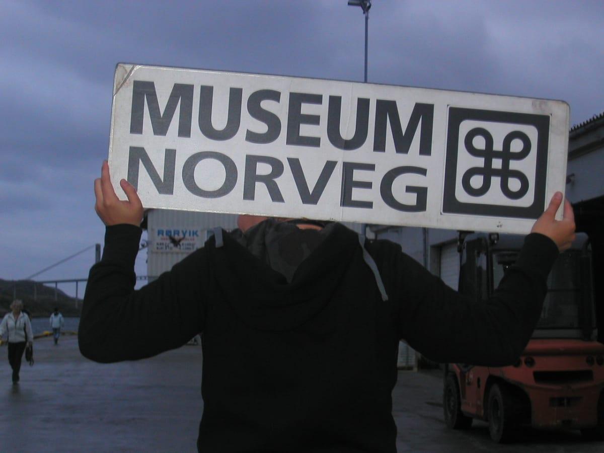 博物館の客集め(Rorvik)