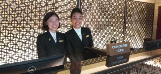 クルーズ客船クオリティと同格のホテル、レストランバランスの必要性