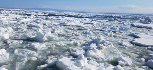 砕氷船乗船記―冬の北海道初体験マイナス20度?