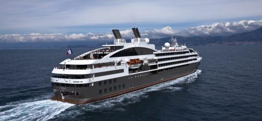 美食のフランス船ポナン、日本寄港決定