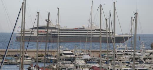 サガルビー、日本寄港クルーズが近づいてきました