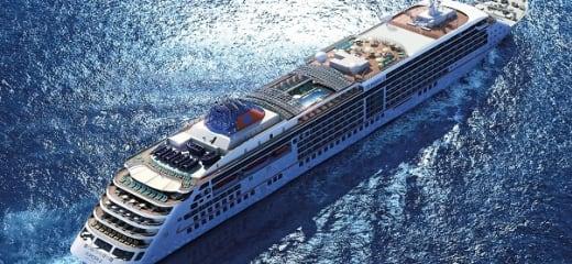 GWは港へGO!!  世界のLuxuary Cruise Shipが続々日本へ入港!!