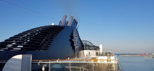 MSCクルーズマニフィカ乗船記—初地中海は秋風の中で
