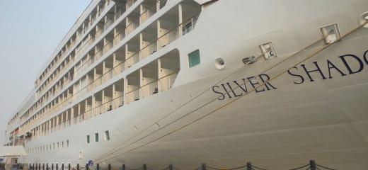 最高の船旅とは?シルバーシャドーの船旅を終えて