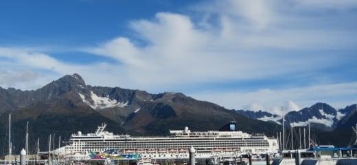 ノルウェージャン・ジュエル 太平洋横断クルーズ20日間の旅⑥スワード