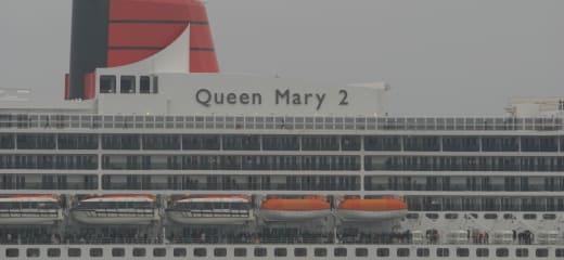 QE2乗船レポート5 OCT.15