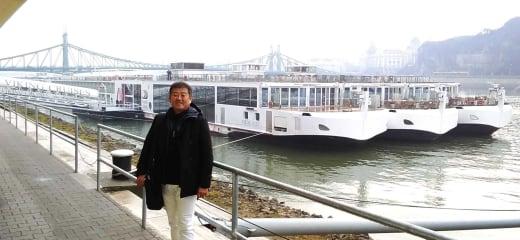 ドナウ河リバークルーズ VIKING乗船中編 その①