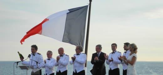 フランス船社ポナンとう存在