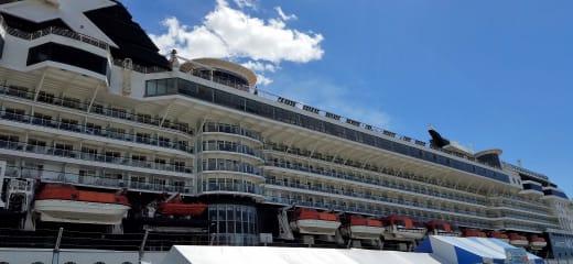 セレブリティミレニアム乗船記—旅情あふれる高知をウォーク