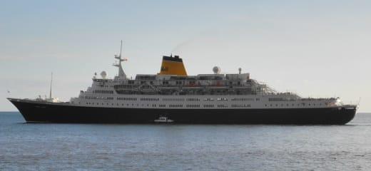 6 Days to SAGA RUBY ~ 長崎よりサガルビー乗船へ