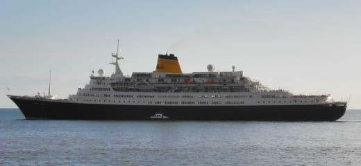 秋の欧州紀行 10 サガルビー、フンシャルにて下船