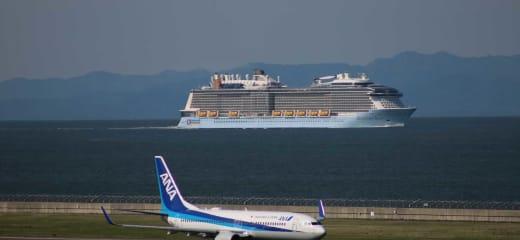 中部国際空港 世界初フライ&クルーズ拠点形成を目指して
