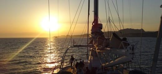 ボニファシオ 兵どもが夢の跡 - 2016 年 Le Ponant(帆船)