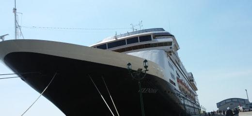 ホーランドアメリカフォーレンダム乗船記ー乗船すれば毎日英語のレッスン