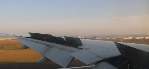 飛行機と船で世界一周19日間の旅⑩エミレーツ航空・ドバイ⇒関西国際空港⇒名古屋