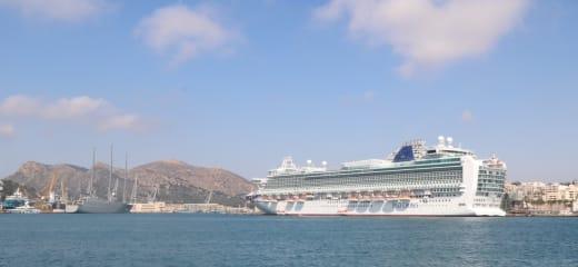 飛行機と船で19日間世界一周の旅⑦大西洋横断クルーズ・ロッテルダム号で訪れたスペインのカルタヘナ