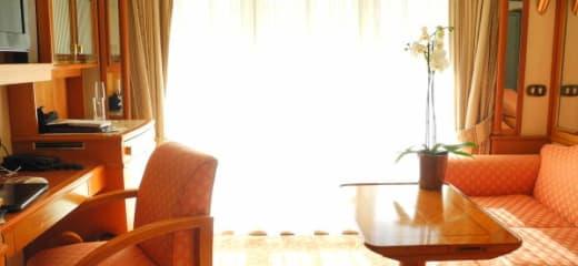 シルバークラウドの魅力 (1/3) ~ キャビン