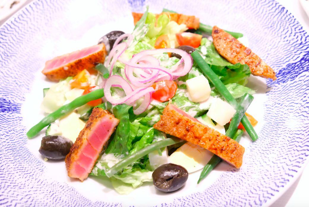 Tuna Salad Nicoise(ニース風ツナのサラダ)