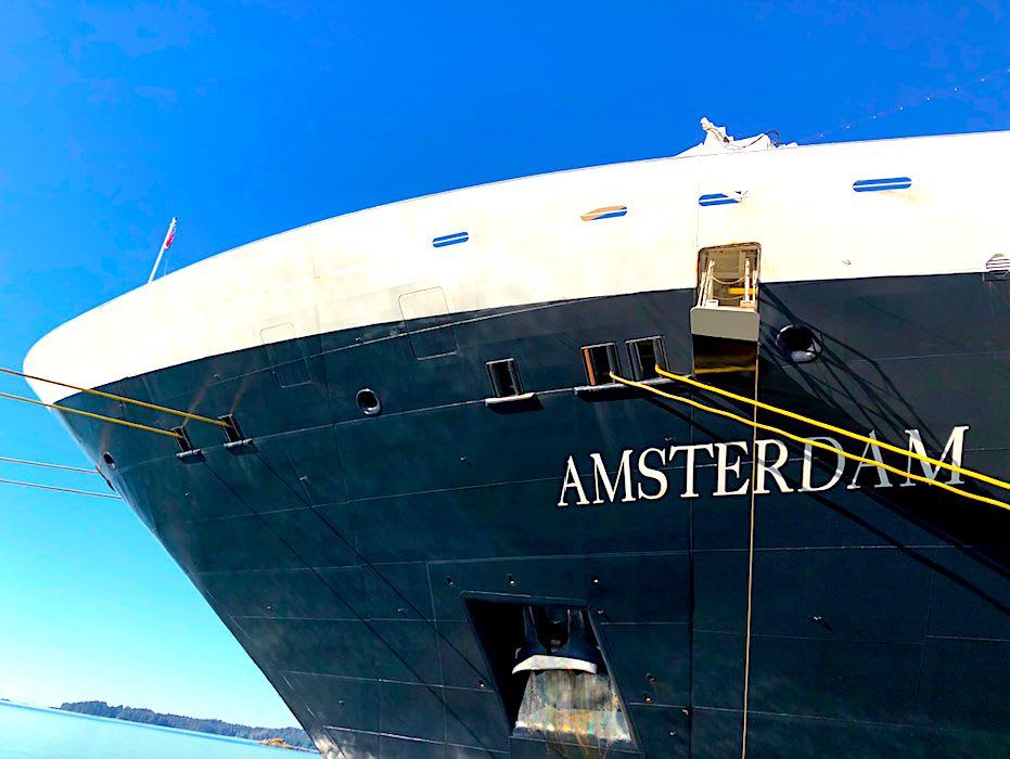 アムステルダム、また合う日まで・・・