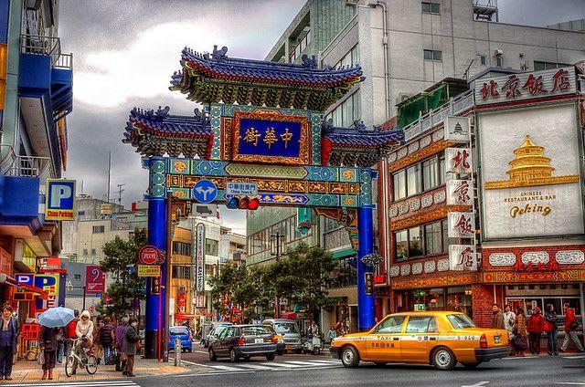 横浜はぶらり歩きも楽しいところです / Photo by [lwtt93](https://www.flickr.com/photos/37195641@N03/5326669091/)