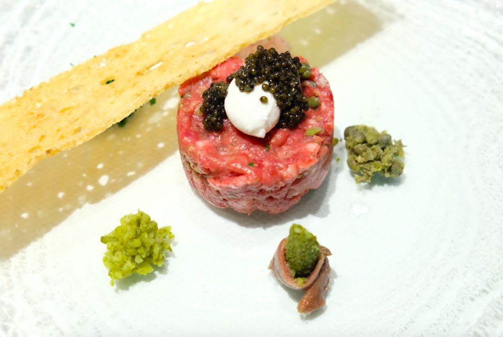 Tuna caviar(ツナキャビア)