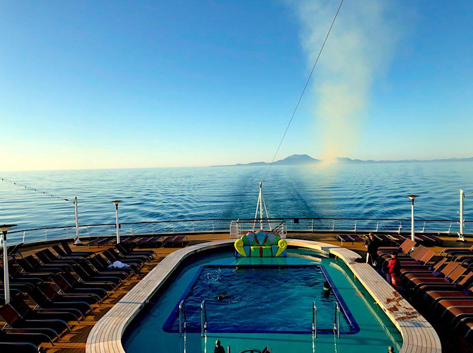 SEA VIEW POOL/シービュー・プール