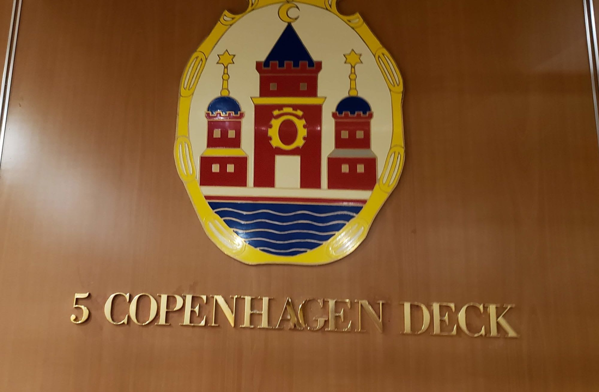 こちらはコペンハーゲン