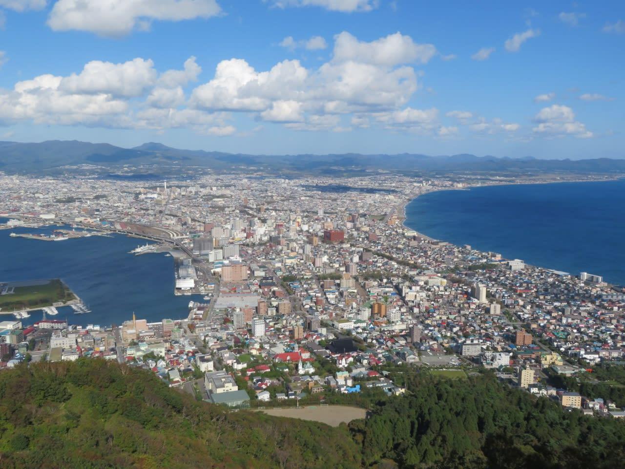 ノルウェージャン・ジュエル 太平洋横断クルーズ20日間の旅⑨函館
