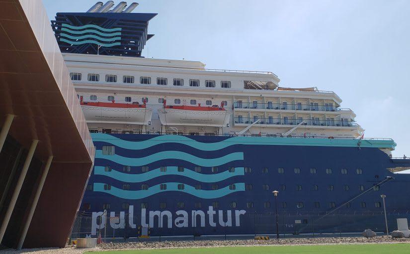 プルマントゥール・ホライズン乗船記−リアル・スペインを感じる、個性あふれるクルーズ