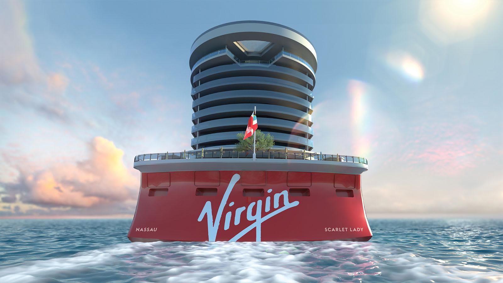 ヴァージン・ボヤージュ、最新の船内イメージビデオを公開