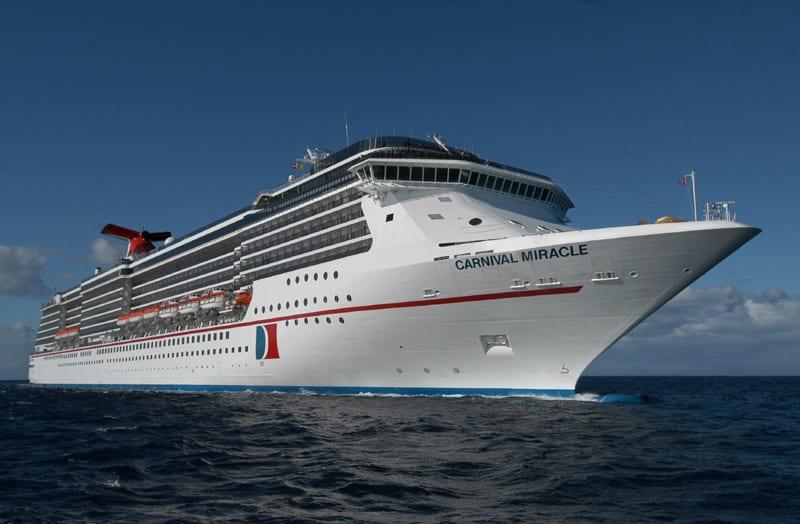 カーニバル、2020年にサンフランシスコ発クルーズを就航