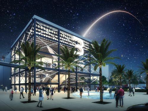 ポート・カナベラル、カーニバル新客船のための新ターミナル建設