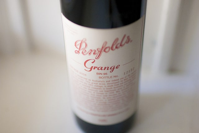 高級ワイナリー、ペンフォールズのワインがゲンティン・ドリームに登場