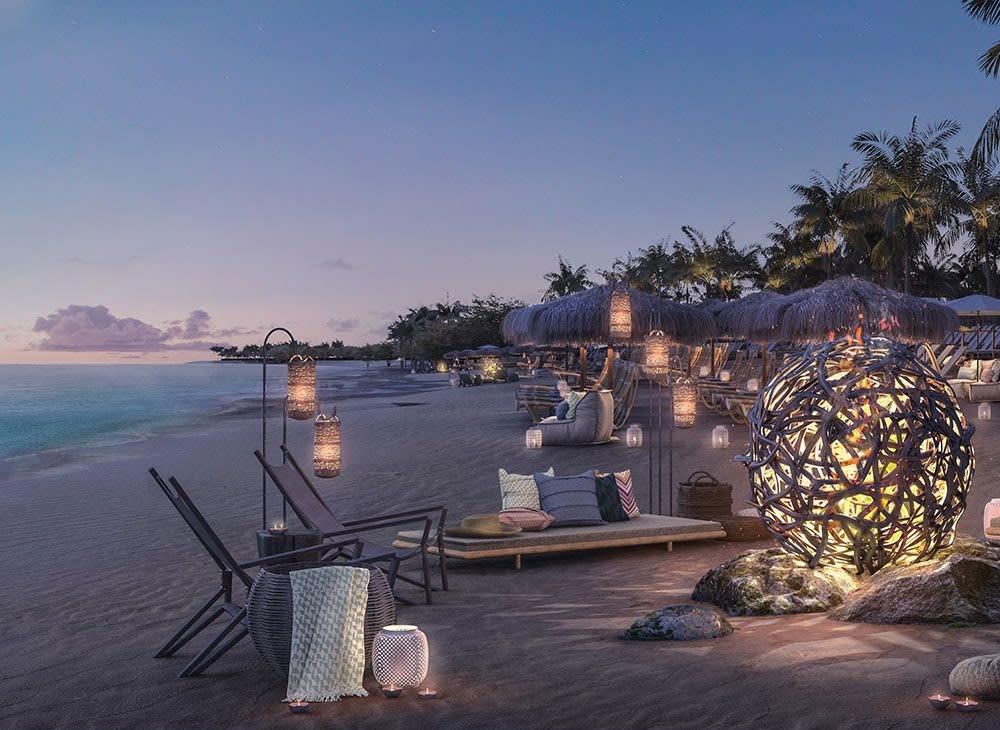 ヴァージン、バハマのプライベート・ビーチ・クラブへの寄港を発表