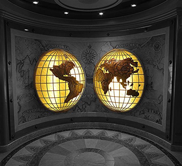 プリンセス・クルーズの2017年ワールドクルーズは3日程
