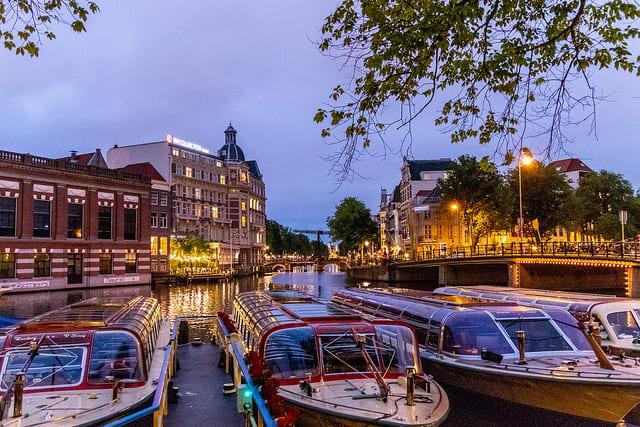 アムステルダム港、観光税の徴収を開始