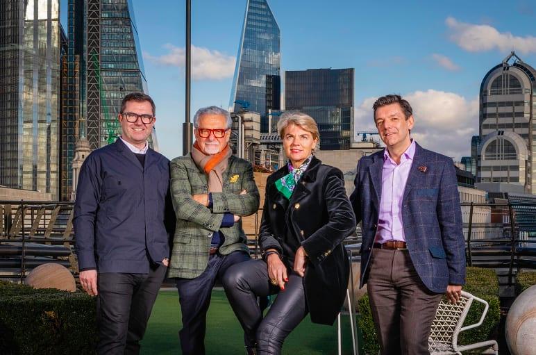 キュナード、2022年就航の最新客船のデザインチームを発表