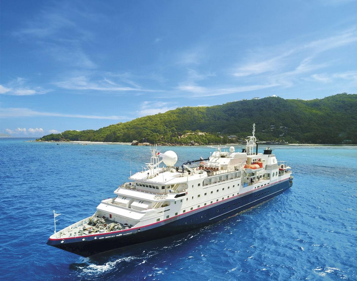 クロワジー、第2隻目のオーシャン客船としてシルバー・ディスカバラー購入