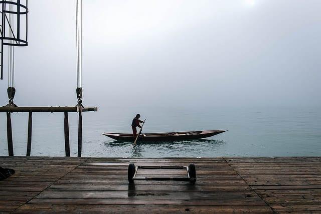 バイキング・シー、ベニスの濃霧で下船港を変更