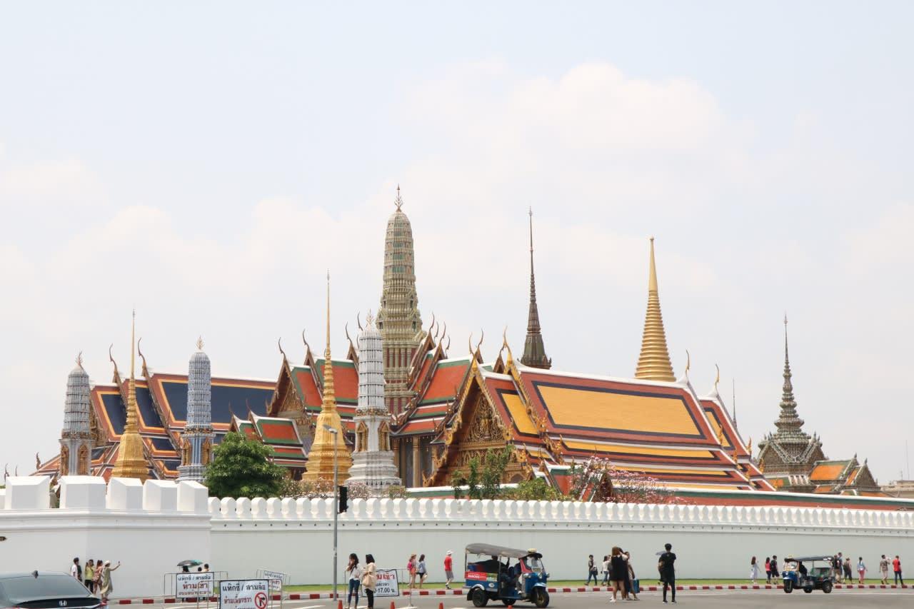クイーンメリー2で行く東南アジア周遊クルーズ10日間の旅⑤レムチャバン・バンコク