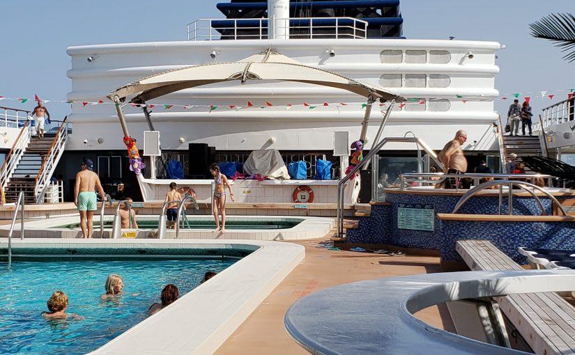 プルマントゥール・ホライズン乗船記・アラビアンクルーズ-気楽で美味なスペイン船は女子会向き