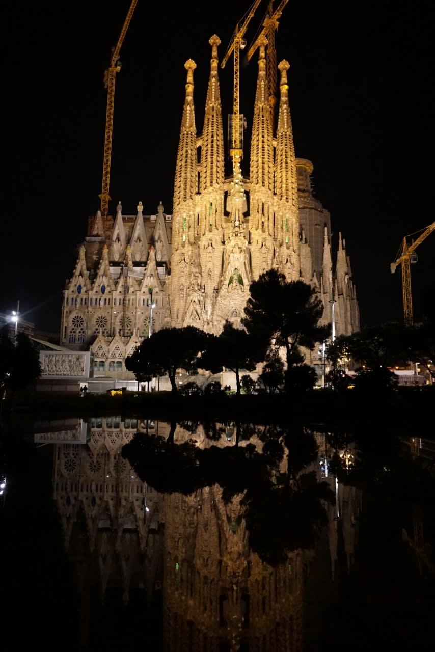 【地中海クルーズ&バルセロナ】ビジョン・オブ・ザ・シーズ バルセロナ1日観光 2日目:後半
