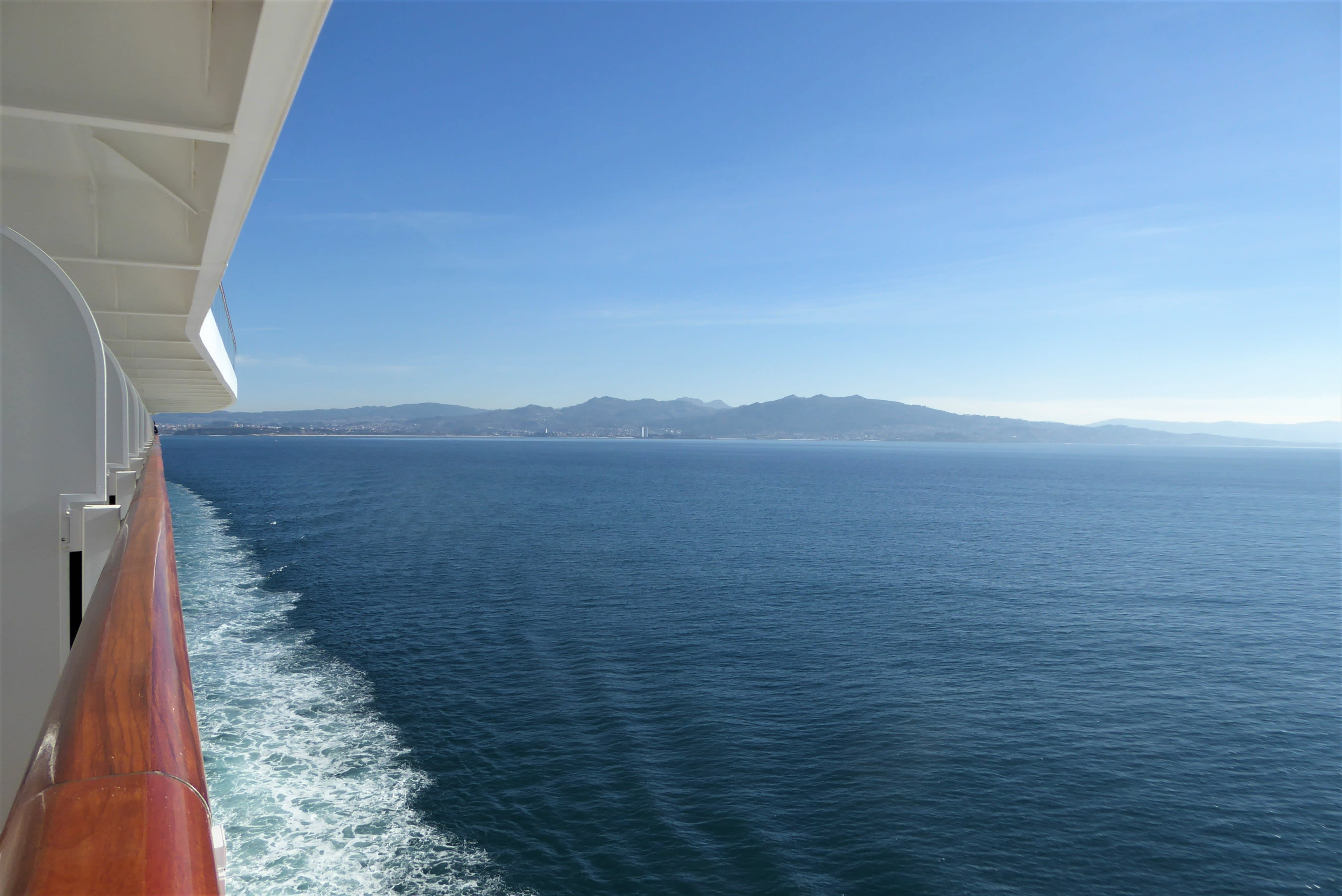 VIKING OCEAN イベリア半島クルーズ乗船中 その⑤