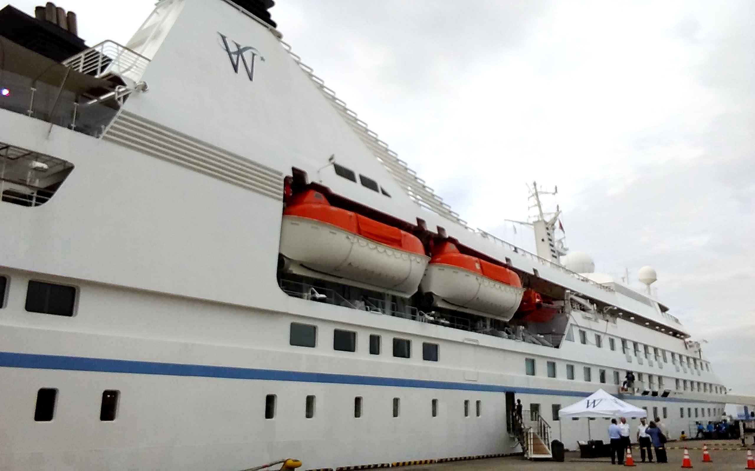 GWに日本へ入港したLuxury Cruise 紹介 ~ STAR LEGEND編 ~