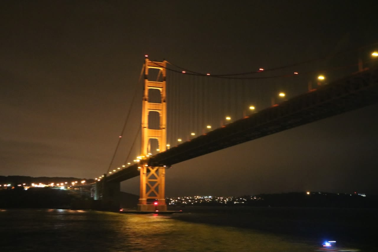 スター・プリンセス号で訪れたサンフランシスコ