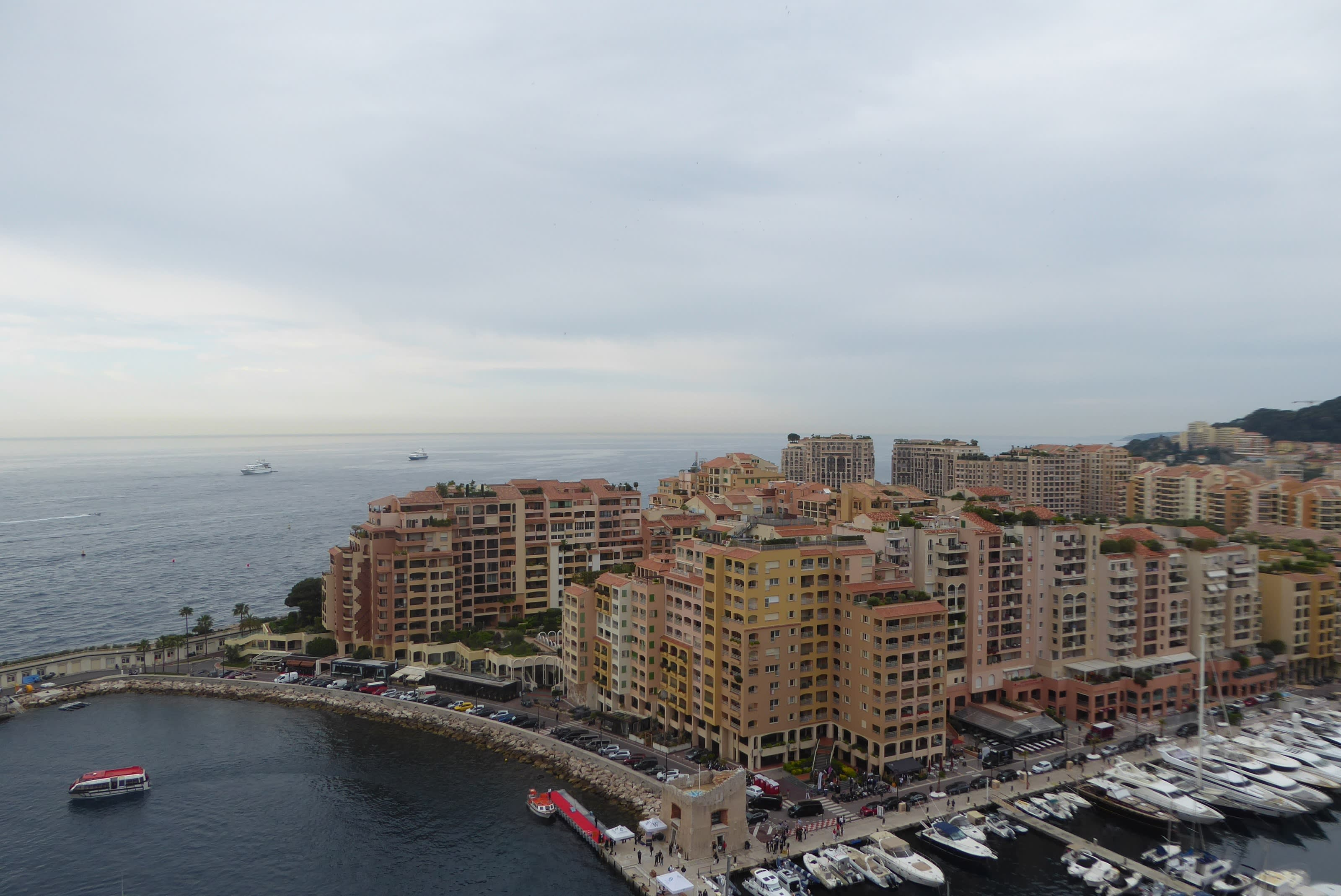 SeaDream1 Monaco Grand Prix 25(Sat) May 2019